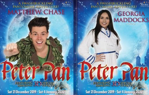 Image of Peter Pan - Cast Announcements