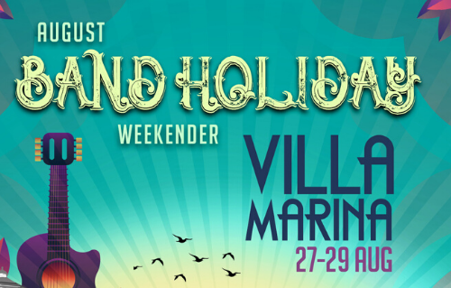 Image of August Band Holiday Weekender