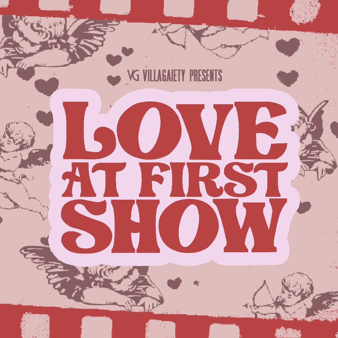 Vg Love At First Show Square